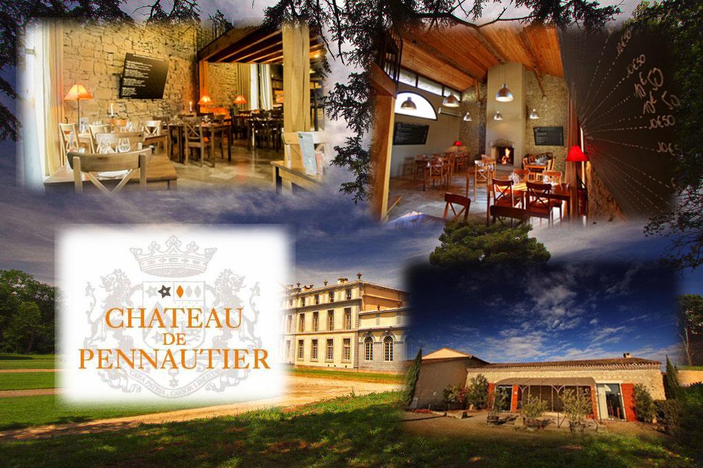 Pennautier Castle